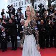 Lady Victoria Hervey - Montée des marches du film «Blackkklansman» lors du 71ème Festival International du Film de Cannes. Le 14 mai 2018 © Borde-Jacovides-Moreau/Bestimage