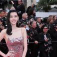 Ming Xi - Montée des marches du film «Blackkklansman» lors du 71ème Festival International du Film de Cannes. Le 14 mai 2018 © Borde-Jacovides-Moreau/Bestimage