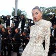 Alina Baikova - Montée des marches du film «Blackkklansman» lors du 71ème Festival International du Film de Cannes. Le 14 mai 2018 © Borde-Jacovides-Moreau/Bestimage