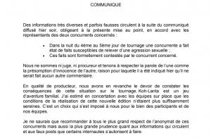 Koh-Lanta annulé : L'avocat d'Eddy Guyot accuse la production du jeu
