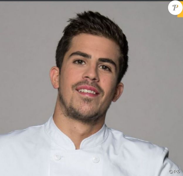 "Victor Mercier candidat de ""Top Chef 2018"", photo officielle, M6"