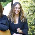 Jennifer Love Hewitt - Les célébrités arrivent à la journée FOX Upfront à Central Park à New York, le 14 mai 2018.