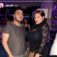 Jaja et Sarah Fraisou (Les Anges 10) ensemble sur Instagram, mai 2018.