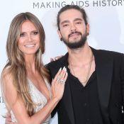 Heidi Klum officialise avec Tom Kaulitz à Cannes, au gala de l'amfAR !