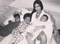 Kim Kardashian : La photo craquante de ses enfants, plus complices que jamais !