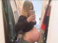 """Alexia Mori enceinte et """"malade"""" : Angoissée, elle lève le pied !"""