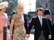 Mariage royal : James Blunt et Sofia Wellesley main dans la main à Windsor