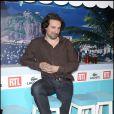 """Bruno Salomone, lors de la soirée """"OSS 117"""", avec avant-première du film au Gaumont Opéra, puis fête au VIP Room Theatre, le 7 avril 2009 !"""