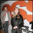 """Mathilde Seigner, lors de la soirée """"OSS 117"""", avec avant-première du film au Gaumont Opéra, puis fête au VIP Room Theatre, le 7 avril 2009 !"""