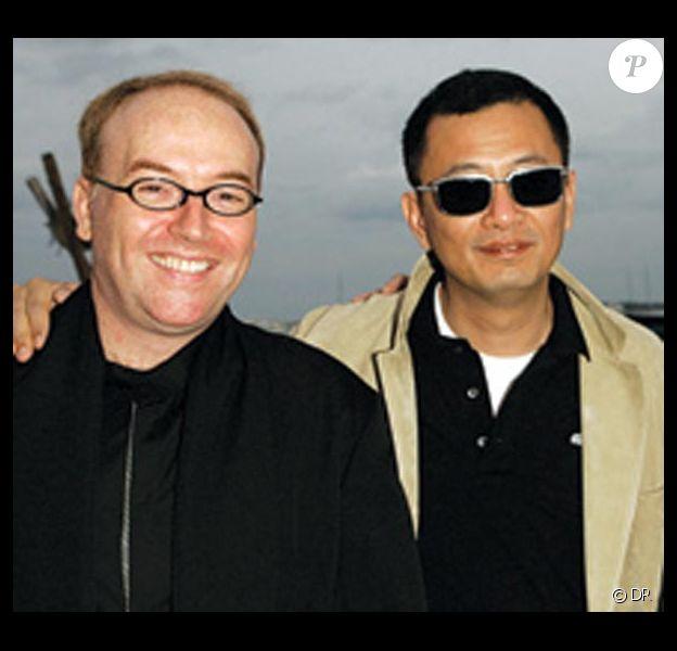 Wouter Barendrecht et Wong Kar Wai