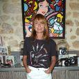 Semi-exclusif - Axelle Laffont - Soirée de lancement de l'appareil photo Instax SQ6 de Fujifilm à l'Instax Square House à Paris le 24 mai 2018.