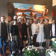 Brigitte Macron à Saint-Pétersbourg, ce 25 mai 2018.