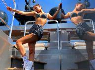 Bella Hadid : Canon à Monaco, elle s'éclate avant le Grand Prix