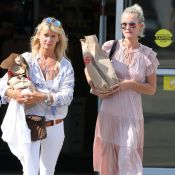 Laeticia Hallyday et Isabelle Camus : La simple life à Los Angeles