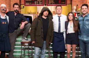 Burger Quiz : Alain Chabat bientôt remplacé par Alexandre Astier ?