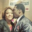 DuShon Monique Brown incarnait Connie dans Chicago Fire, photo Instagram octobre 2015. L'actrice est morte le 23 mars 2018 à 49 ans.