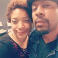 DuShon Monique Brown avec Morocco Omari d'Empire en octobre 2016, photo Instagram. L'actrice de la série Chicago Fire est morte le 23 mars 2018 à 49 ans.