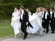 Victoria, Sofia et Madeleine de Suède : Glamour au mariage de Louise Gottlieb
