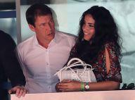 Rudi Garcia et sa compagne Francesca Brienza : Dans l'ombre à Roland-Garros