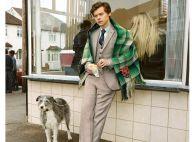 Harry Styles : Le chanteur devient mannequin pour Gucci