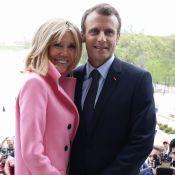 Brigitte Macron, plus populaire que Carla Bruni-Sarkozy et Valérie Trierweiler ?