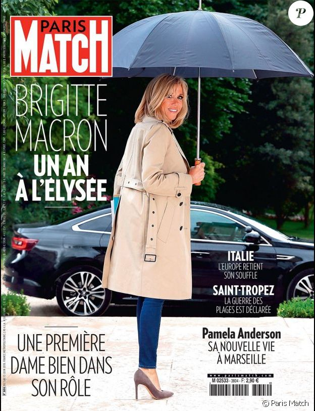 Paris Match, en kiosques le 7 juin 2018.