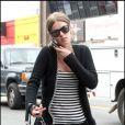 Nicky Hilton super stylée à Los Angeles, en avril 2009