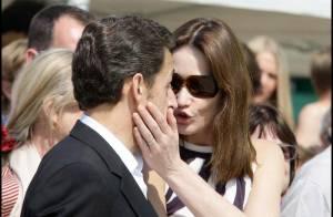 Carlita et Nicolas : un tendre couple... qui s'aime au grand jour !