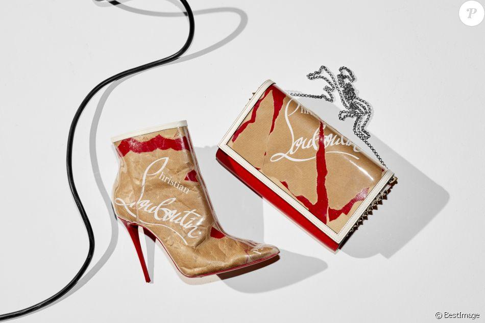 chaussure louboutin boite