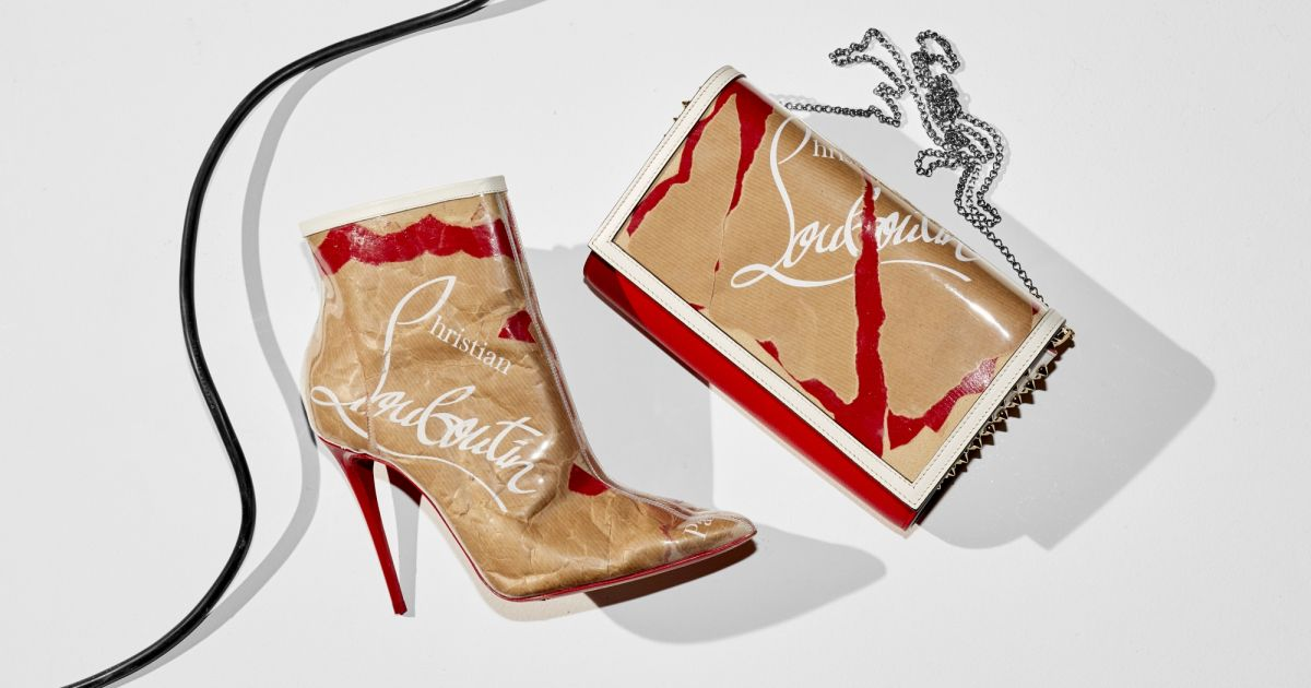 taille 40 b5329 3d995 Christian Louboutin lance une nouvelle collection Loubikraft ...