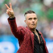 Coupe du monde 2018 : Le doigt d'honneur de Robbie Williams expliqué