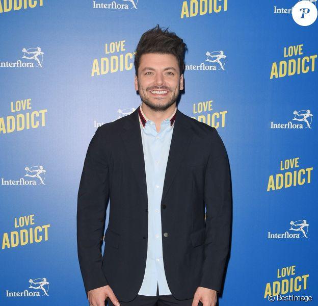 """Kev Adams - Avant-première du film """"Love Addict"""" au cinéma Gaumont Champs-Elysées Marignan à Paris, le 16 avril 2018. © Coadic Guirec/Bestimage"""