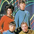 L'équipe originale de  Star Trek