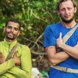 Brahim Zaibat et Amaury Leveaux - Instagram