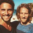 Olivier Dion et Gwendal Peizerat - Instagram