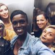 Camille Cerf, Lââm, Priscilla Betti et Emilie Gomis - Instagram