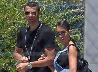 Cristiano Ronaldo fiancé à Georgina Rodriguez ? Gros diamant exhibé en Russie !