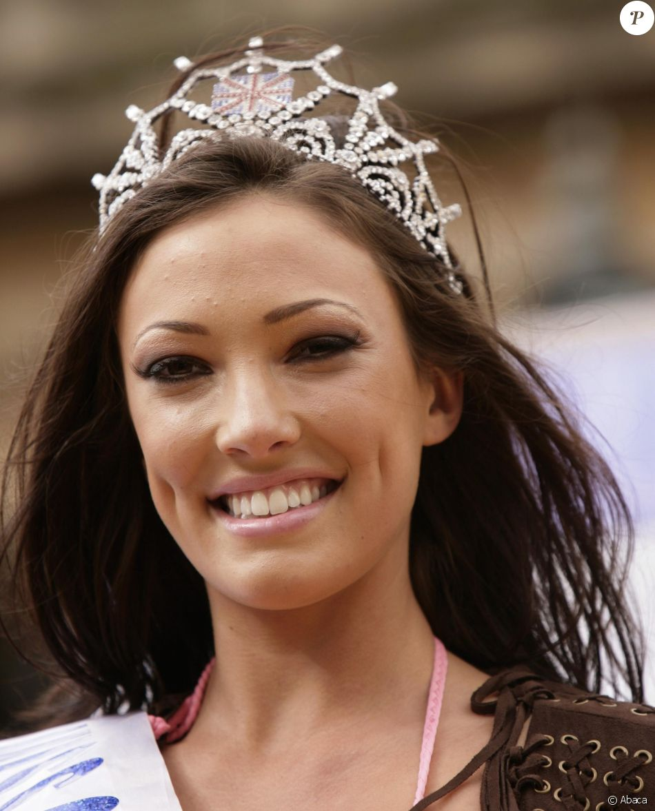 Miss Grande-Bretagne 2009 ,Sophie Gradon âgée de 32ans est retrouvée morte !