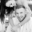 Sophie Gradon avec son chéri Aaron sur Instagram (photo postée en 2018)