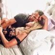 Heather Locklear et son boyfriend Chris Heisser, amour de jeunesse avec qui elle a renoué 40 ans plus tard. Photo Instagram 24 novembre 2017.