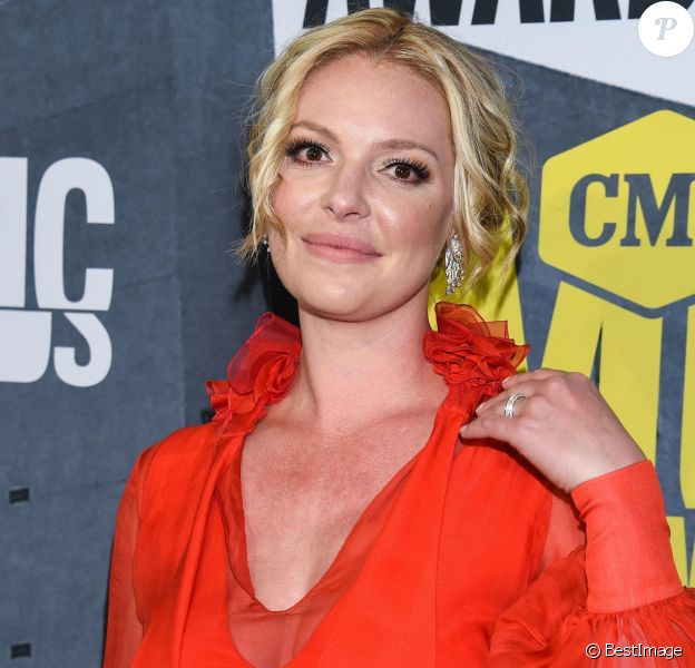 Katherine Heigl lors des ''2017 CMT Music awards'' au Music City Center à Nashville, le 7 juin 2017.