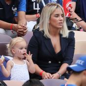 Danemark-France : La femme d'Antoine Griezmann sans le maillot des Bleus