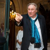 """Gérard Depardieu explose de colère devant une """"jolie"""" journaliste"""