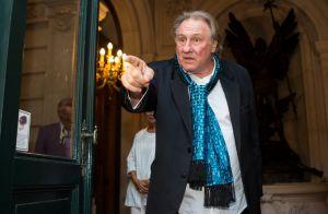 Gérard Depardieu explose de colère devant une
