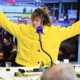 """Exclusif - Daphné Burki lors de l'émission """"Bonjour La France"""" en direct du Salon de l'Agriculture 2018. Le 27 février 2018 © Lionel Urman / Bestimage"""