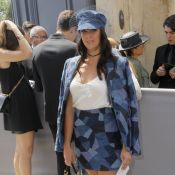 Fashion Week : Pauline Ducruet, Katie Holmes... ravissantes pour Dior