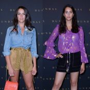 Fashion Week : Iman Pérez et Pauline Ducruet font sensation chez Dundas