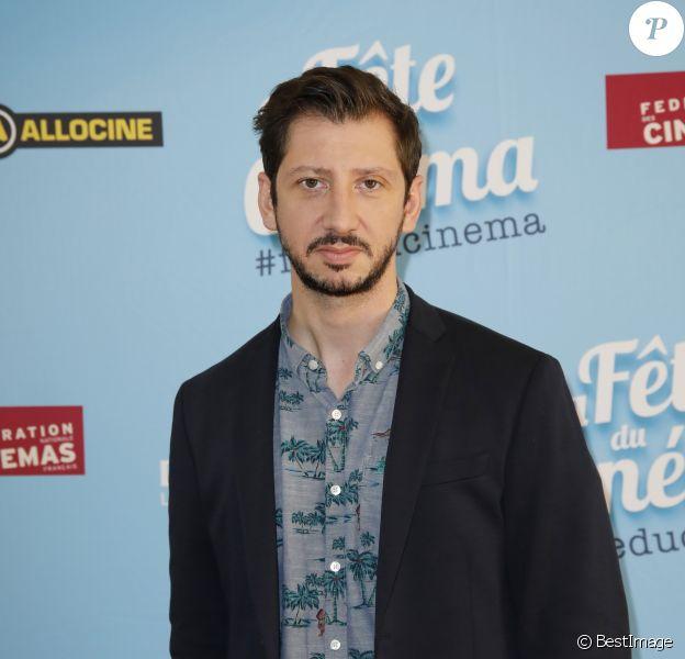 Monsieur Poulpe - Photocall de la 34ème fête du Cinema au Studio Harcourt à Paris le 21 Juin 2018. © Marc Ausset-Lacroix/Bestimage