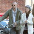 Marisa Tomei et son petit-ami Logan Marshall Green