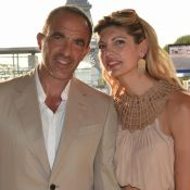 Nikos Aliagas et sa compagne Tina complices face à Géraldine Maillet